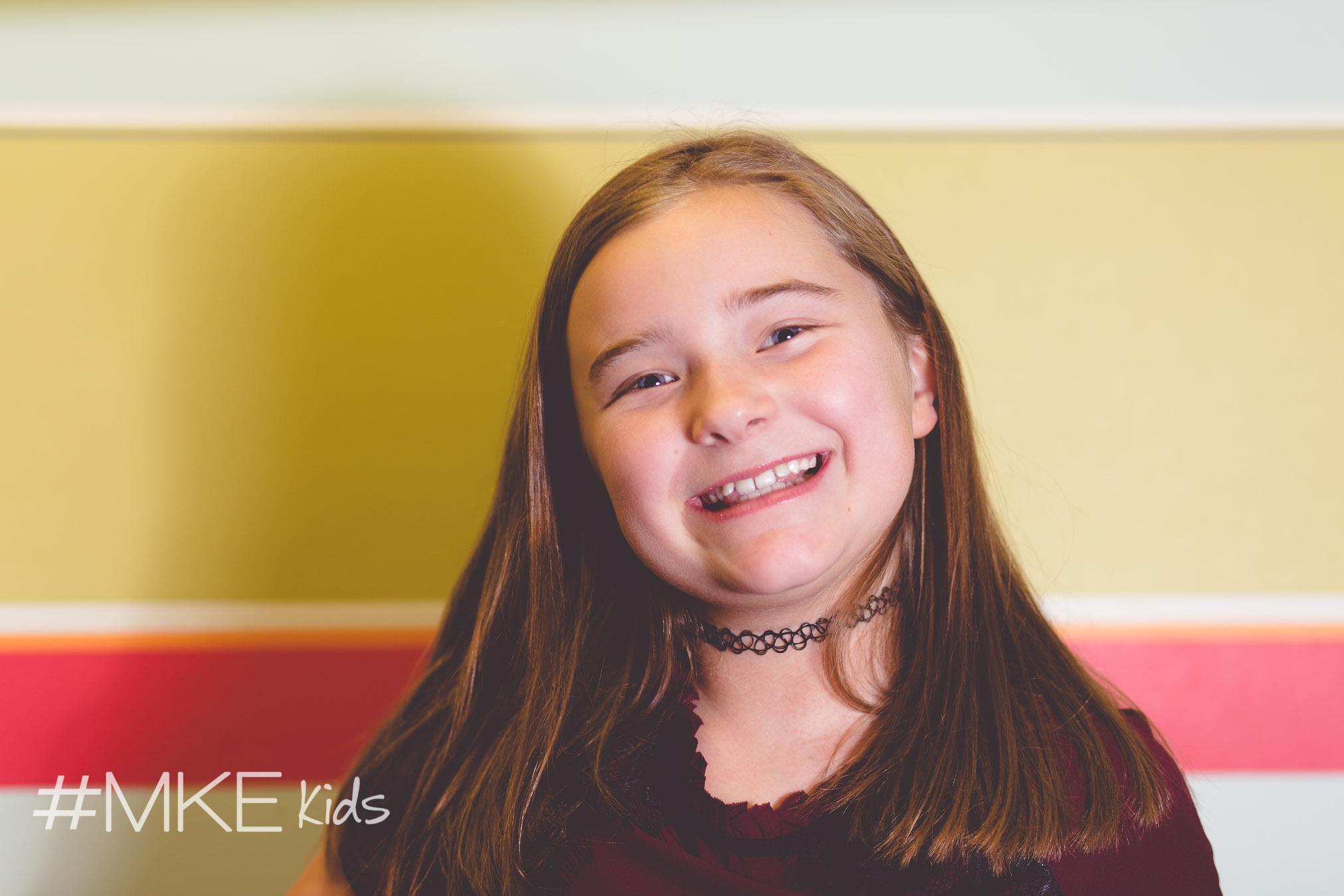 MKEkids tween birthday portraits
