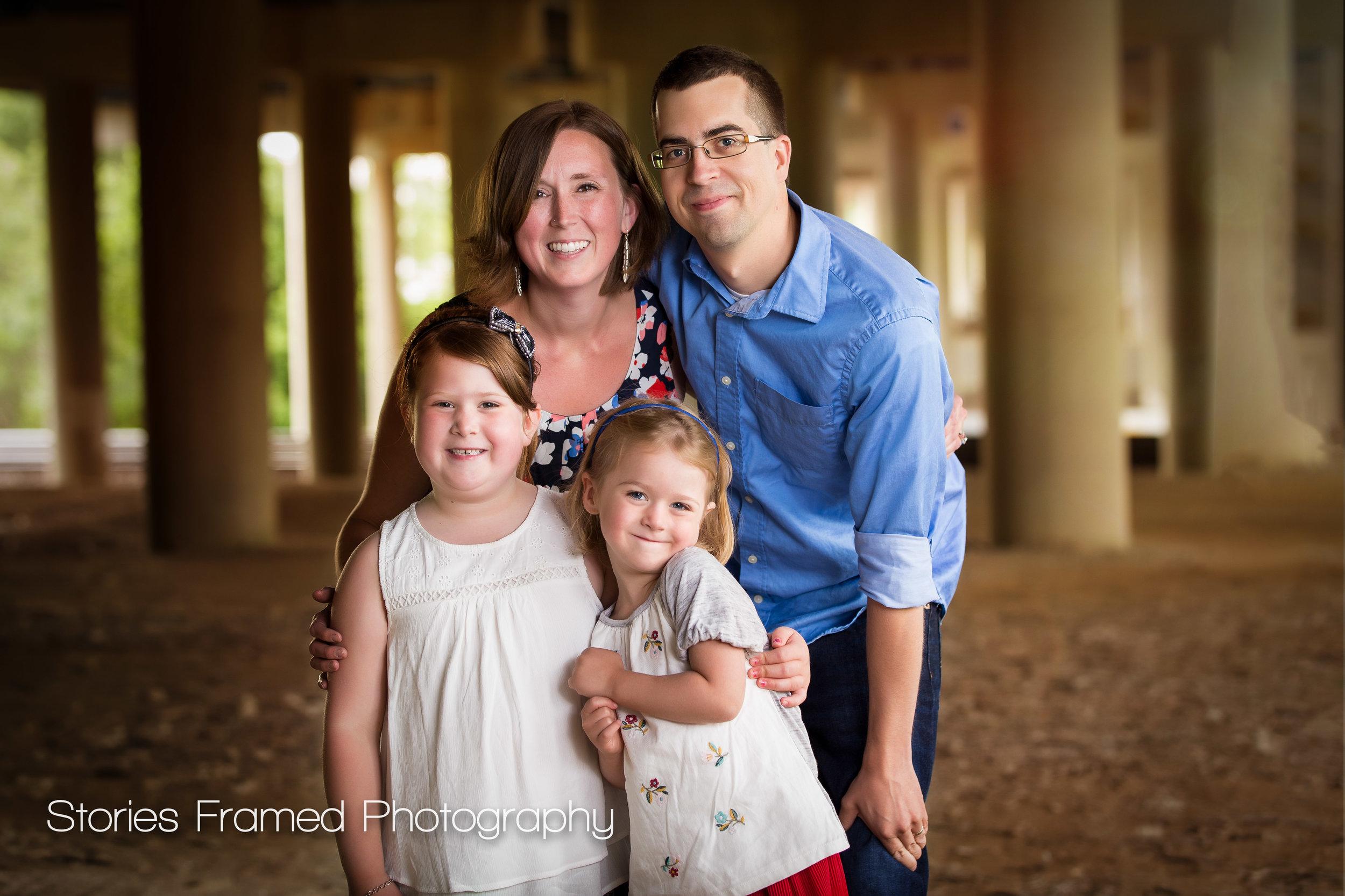 SE Wisconsin Family of 4