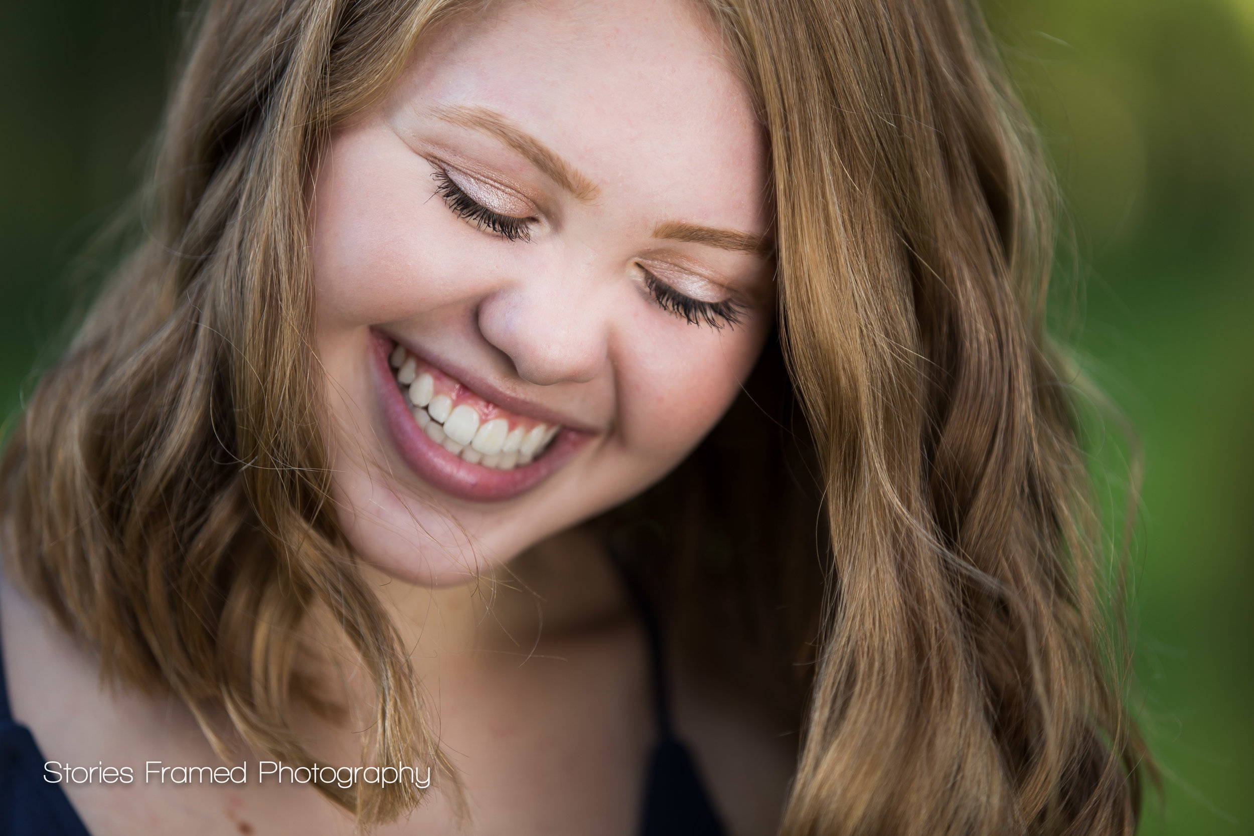 Stories Framed Photography | MKEseniors | closeup class of 2017