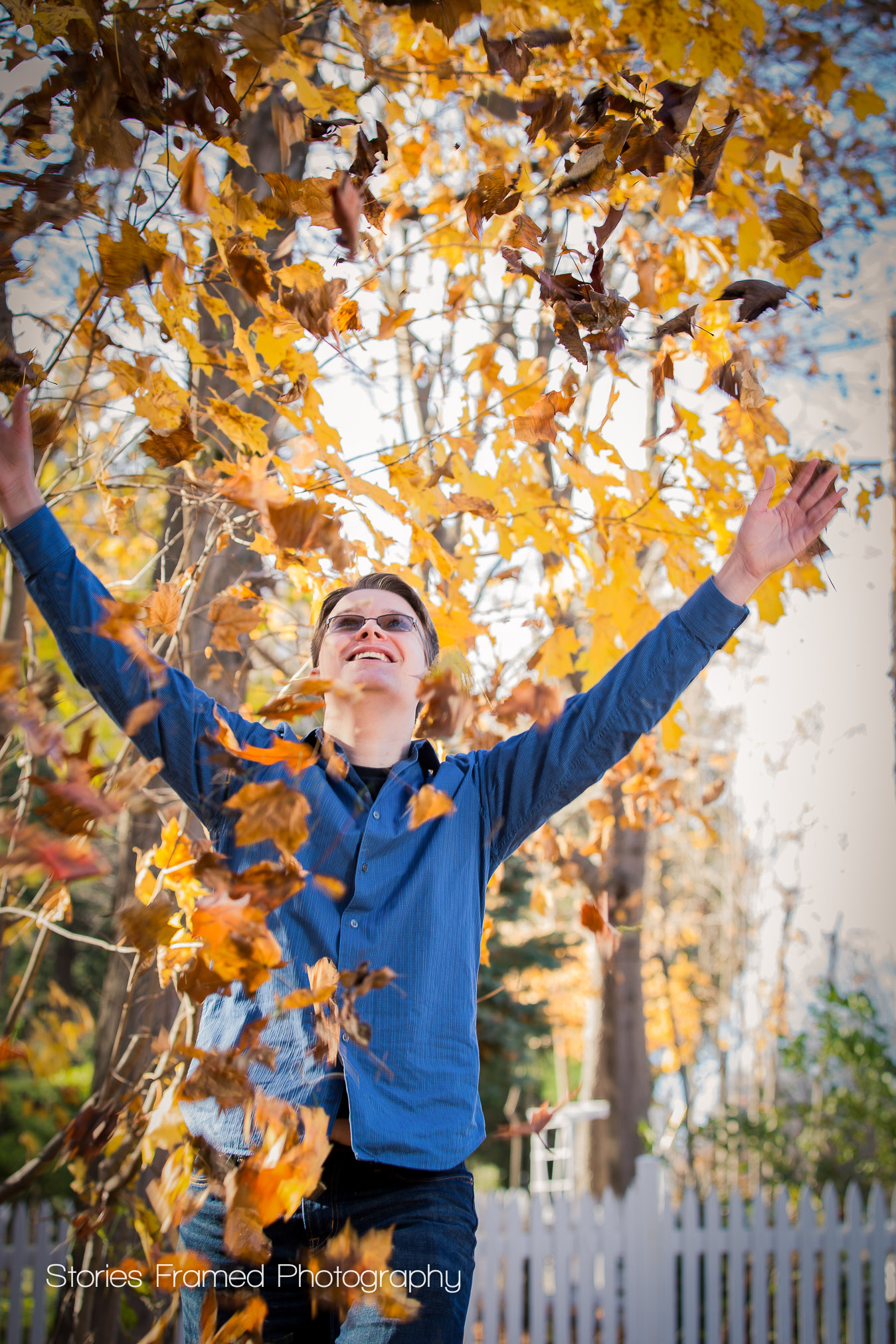 Stories-Framed-Photography-throwing-leaves