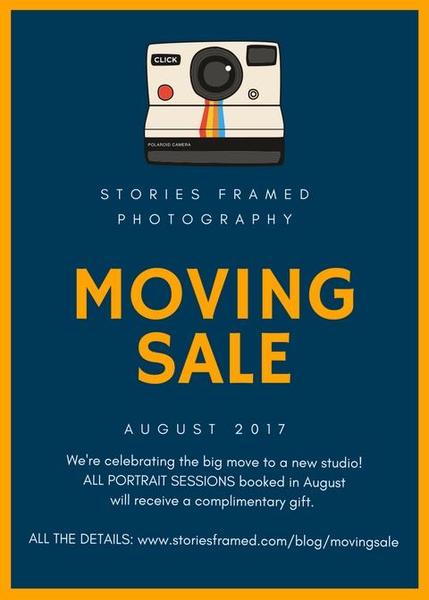 StoriesFramedPhotographyMovingSale