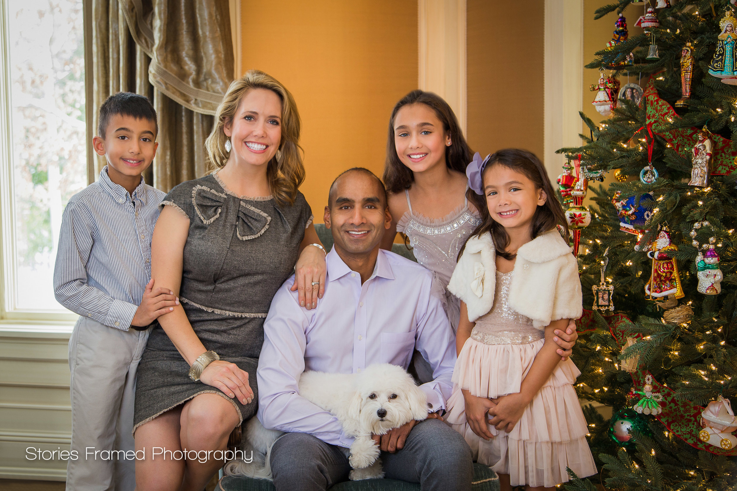 Holiday Family Photo Session — Portrait Photography Blog