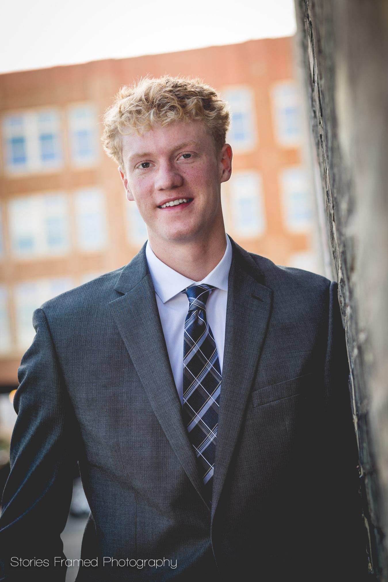 Joe-classof2018-wearing-tie-in-MKE