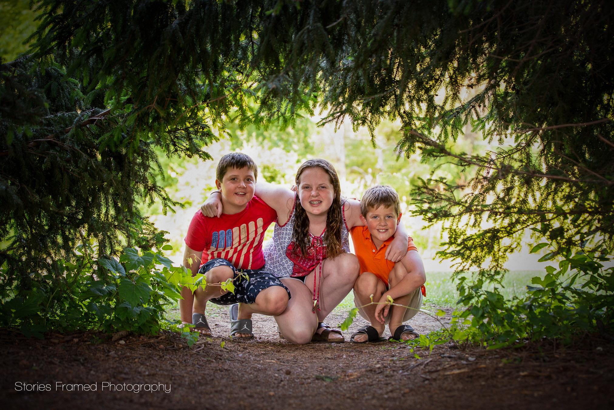 Children are so fun to photograph!