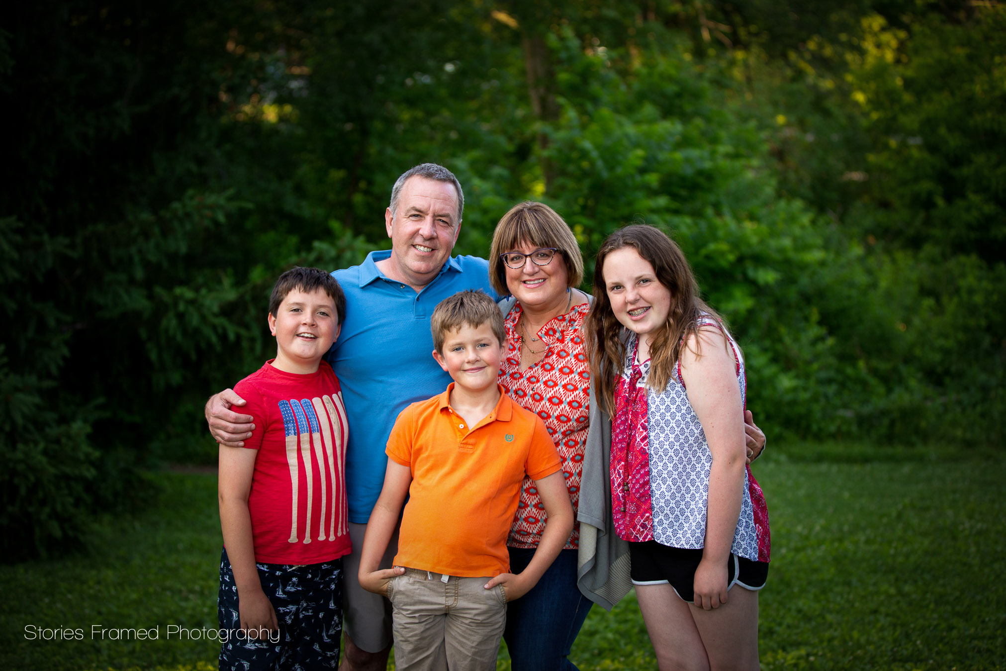 I love using my photography to capture families how they really are!