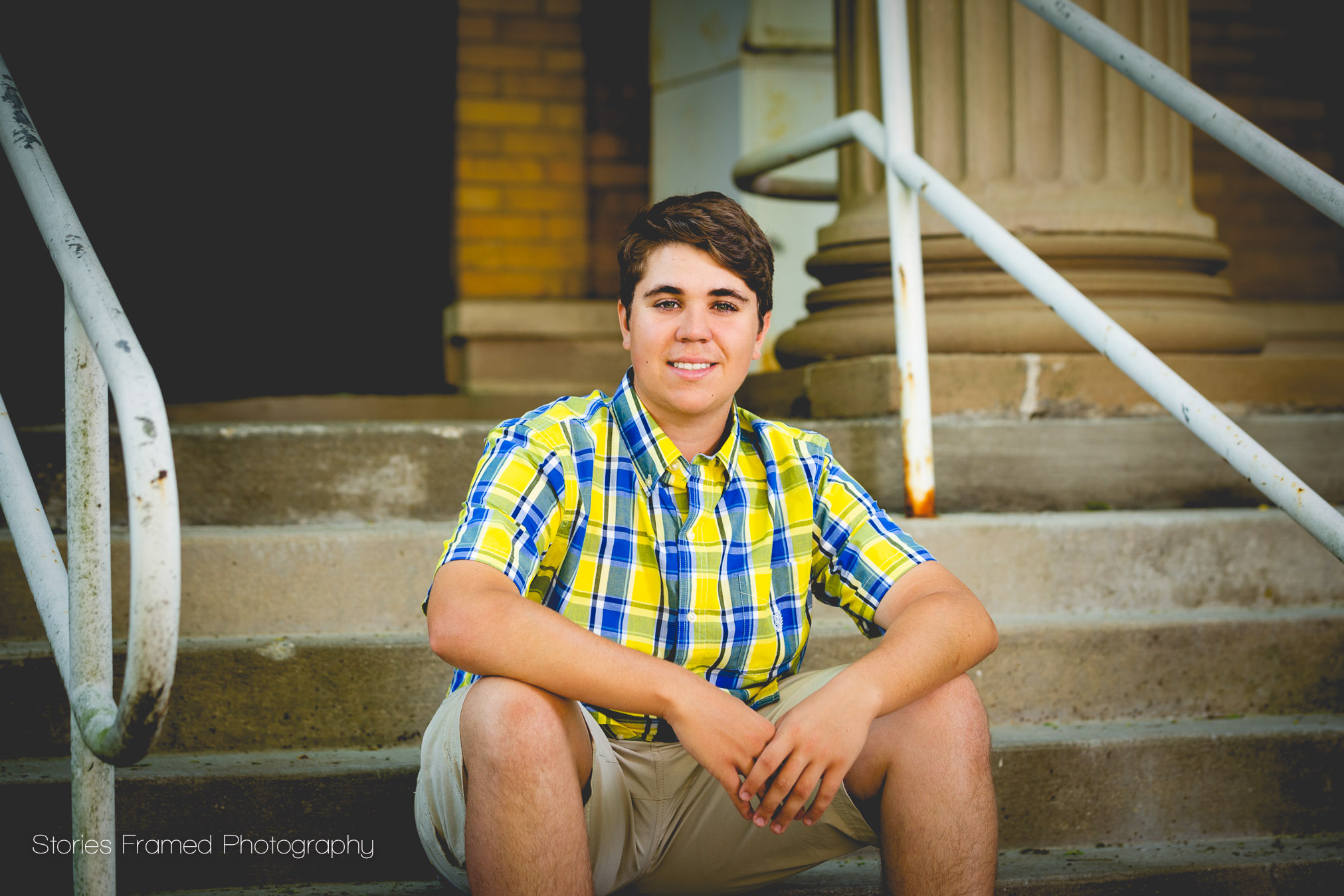2019 Pius Senior Portrait