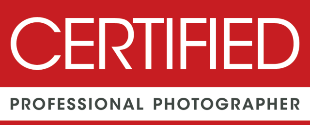 Certified Professional Photographer, earned May 2019