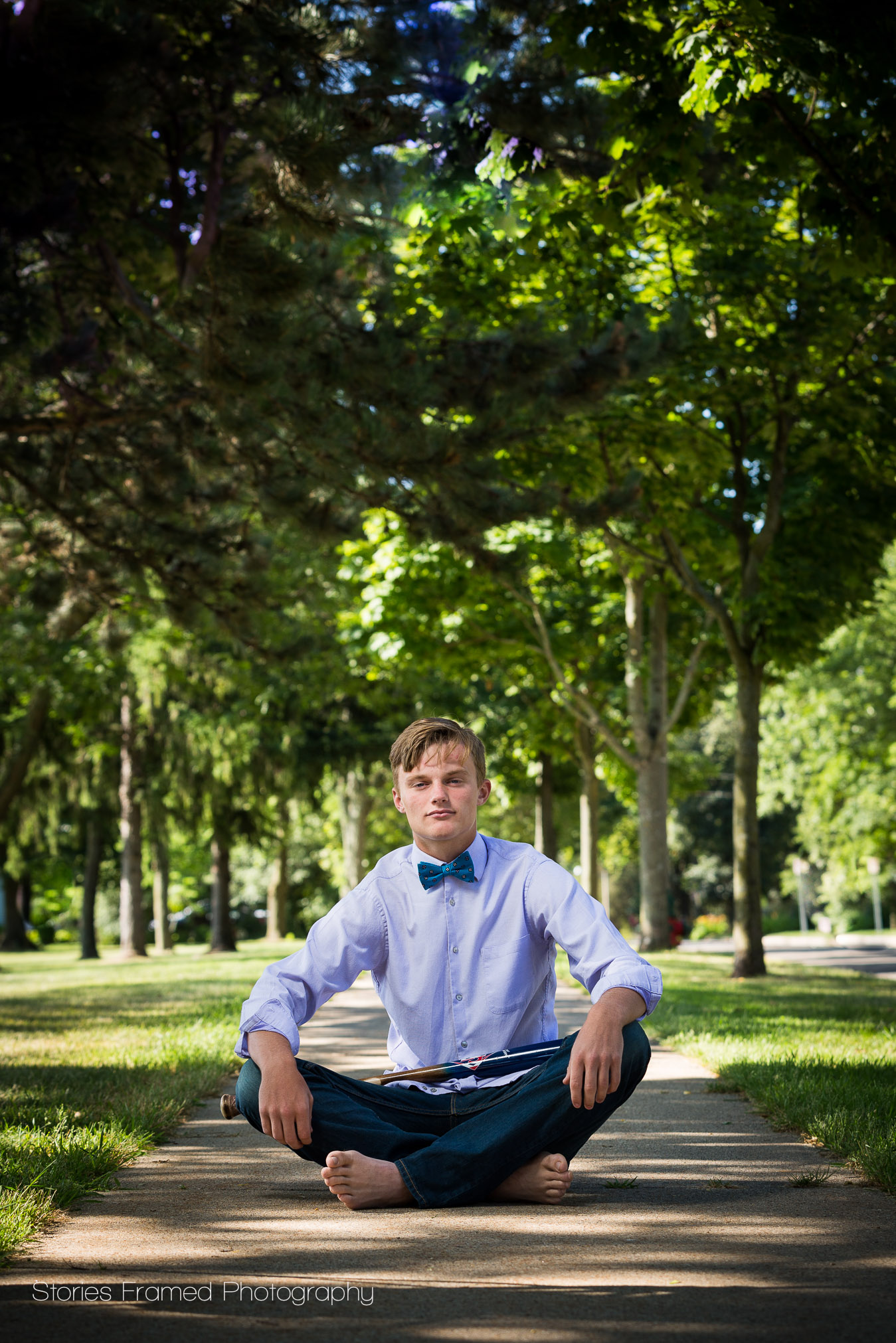 boy-with-bowtie-and-bare-feet