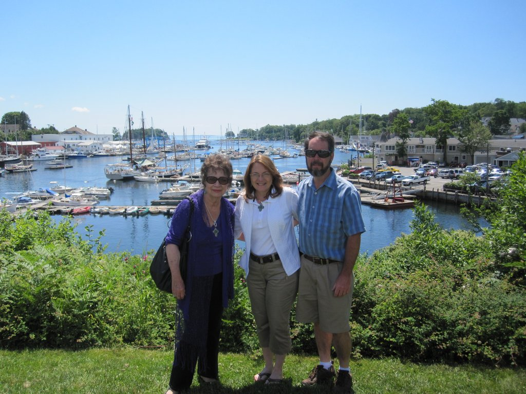 We love Southwest Harbor, Maine