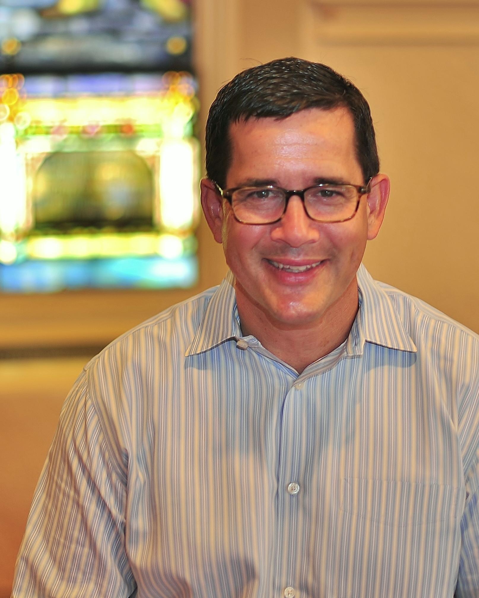 Mike Salvati-Lead Pastor