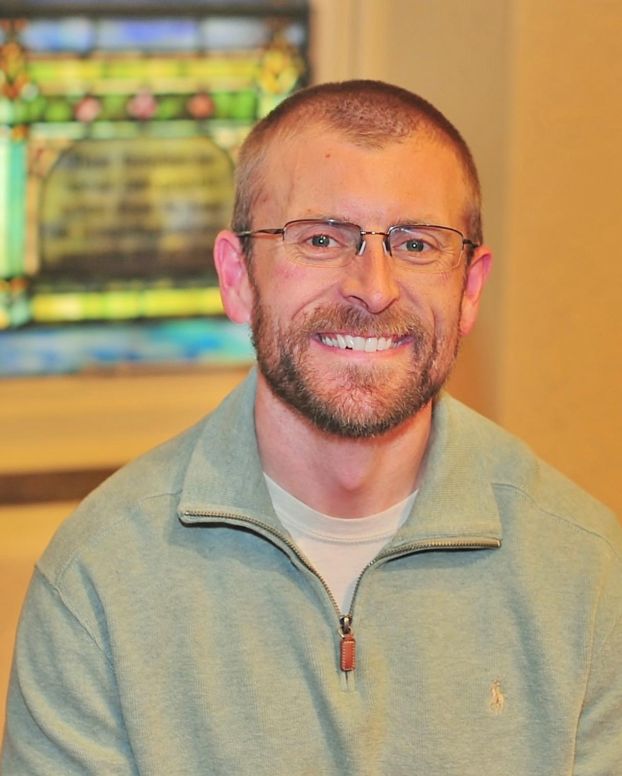 Matt Cyr-associate pastor