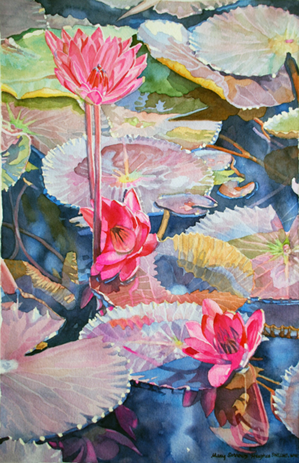 """""""Patterns of Nature"""" by Mary Sorrows Hughes"""
