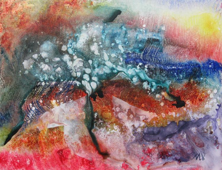 """Atlantis"" by Mary Virginia Hill"