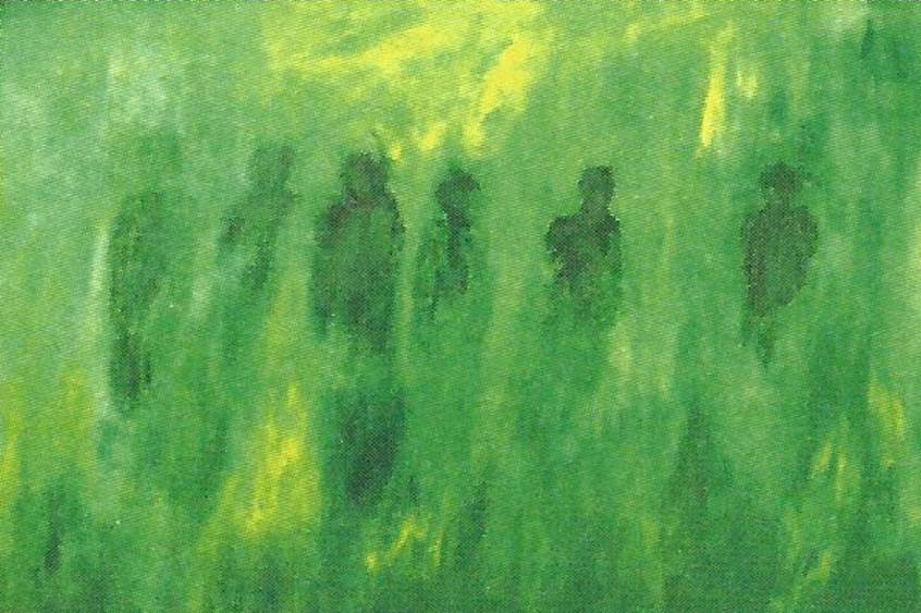 """Six of a Kind"" by Ernestine Schram"
