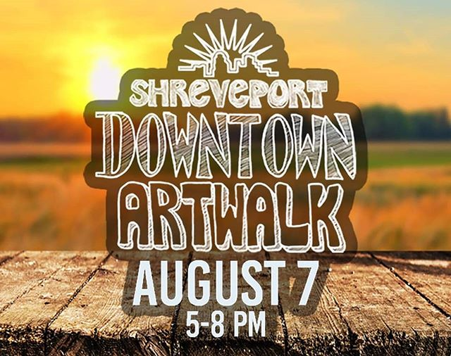 Visit us and other exciting stops Wednesday during the Shreveport Downtown Artwalk! #collectart #fineart @norsworthygallery #cooldowntown #artgallery #shreveport #louisiana #shopsmall #supportlocal