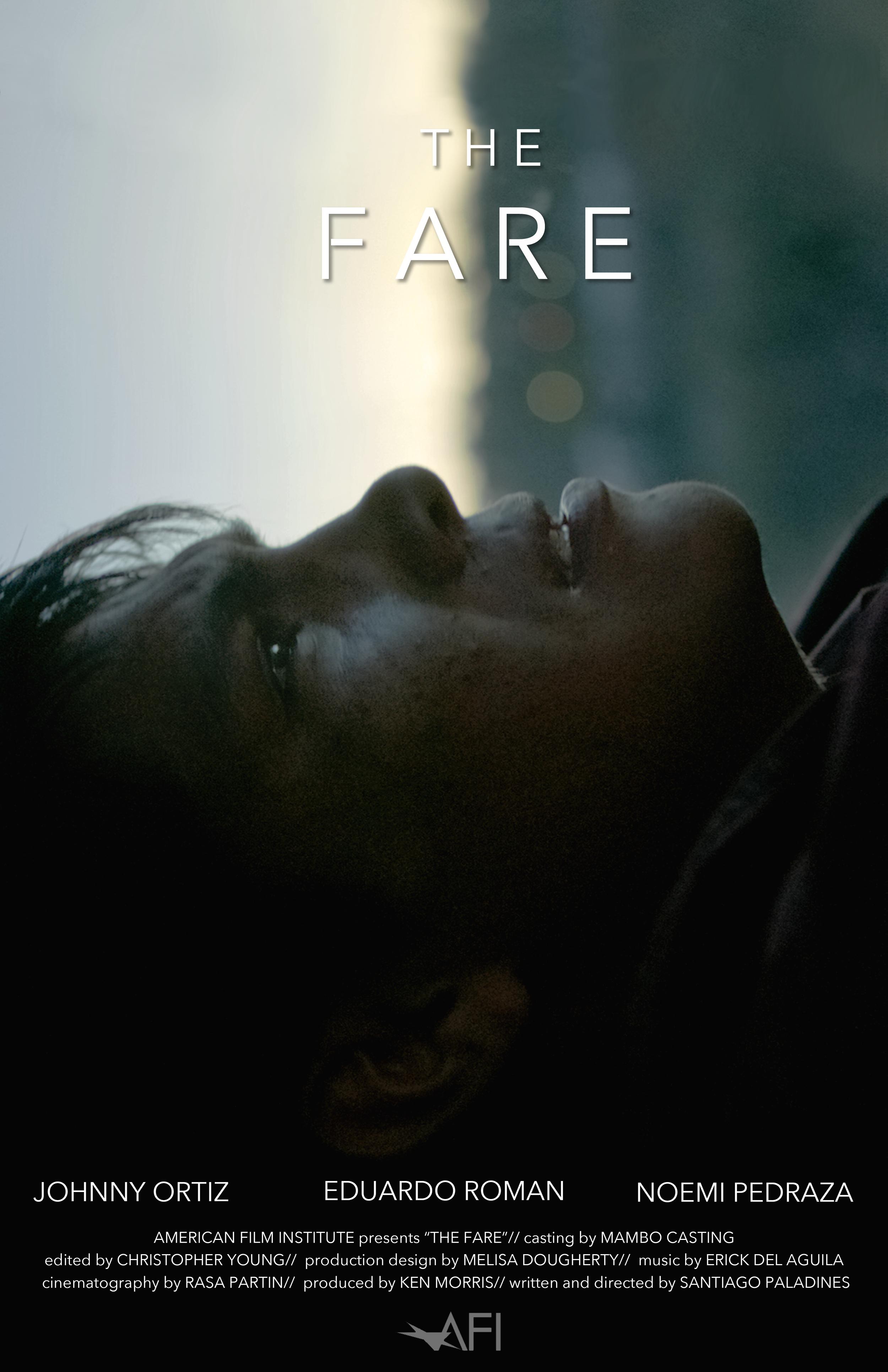 The Fare Poster
