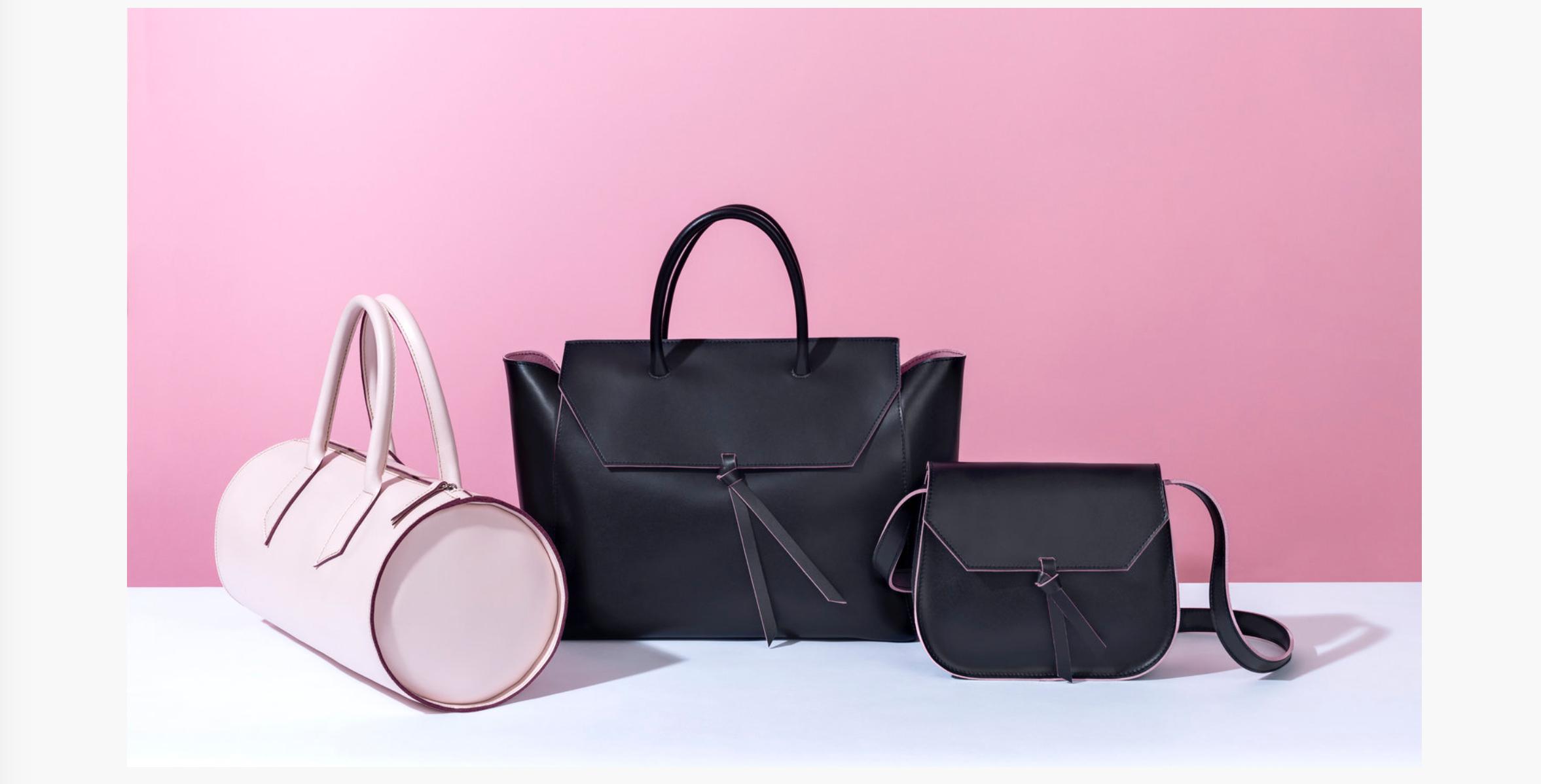 Alexandra de Curtis italian leather handbags