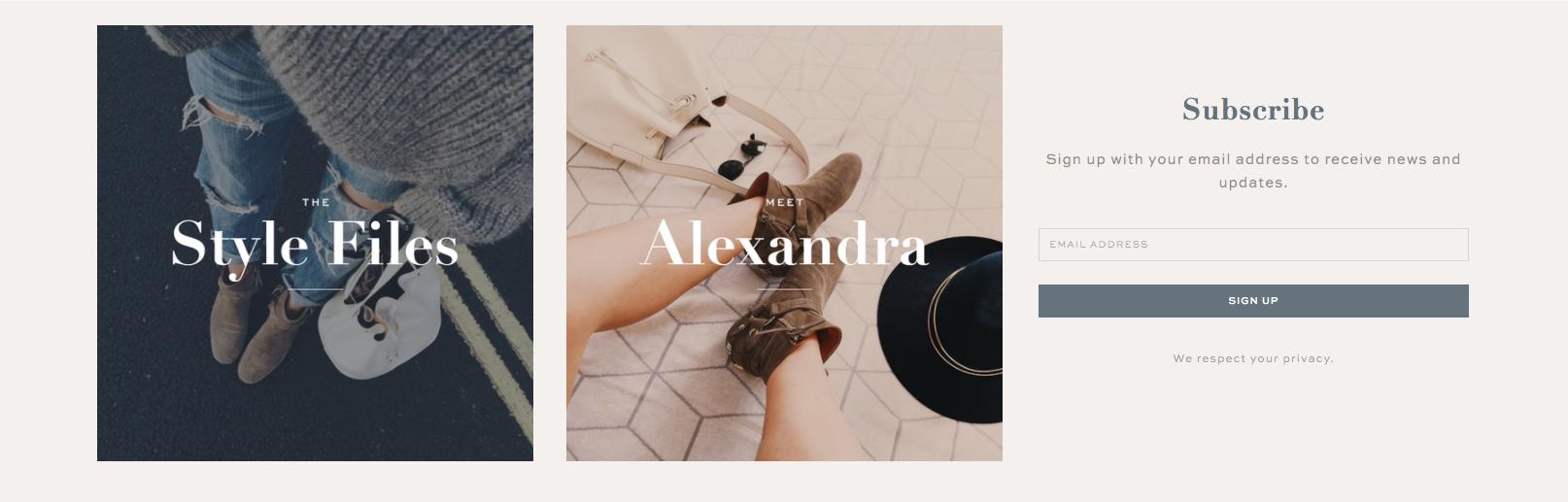 Subscribe to Alexandra de Curtis 2017