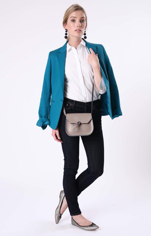 Alexandra de Curtis | Fango Mini Saddle