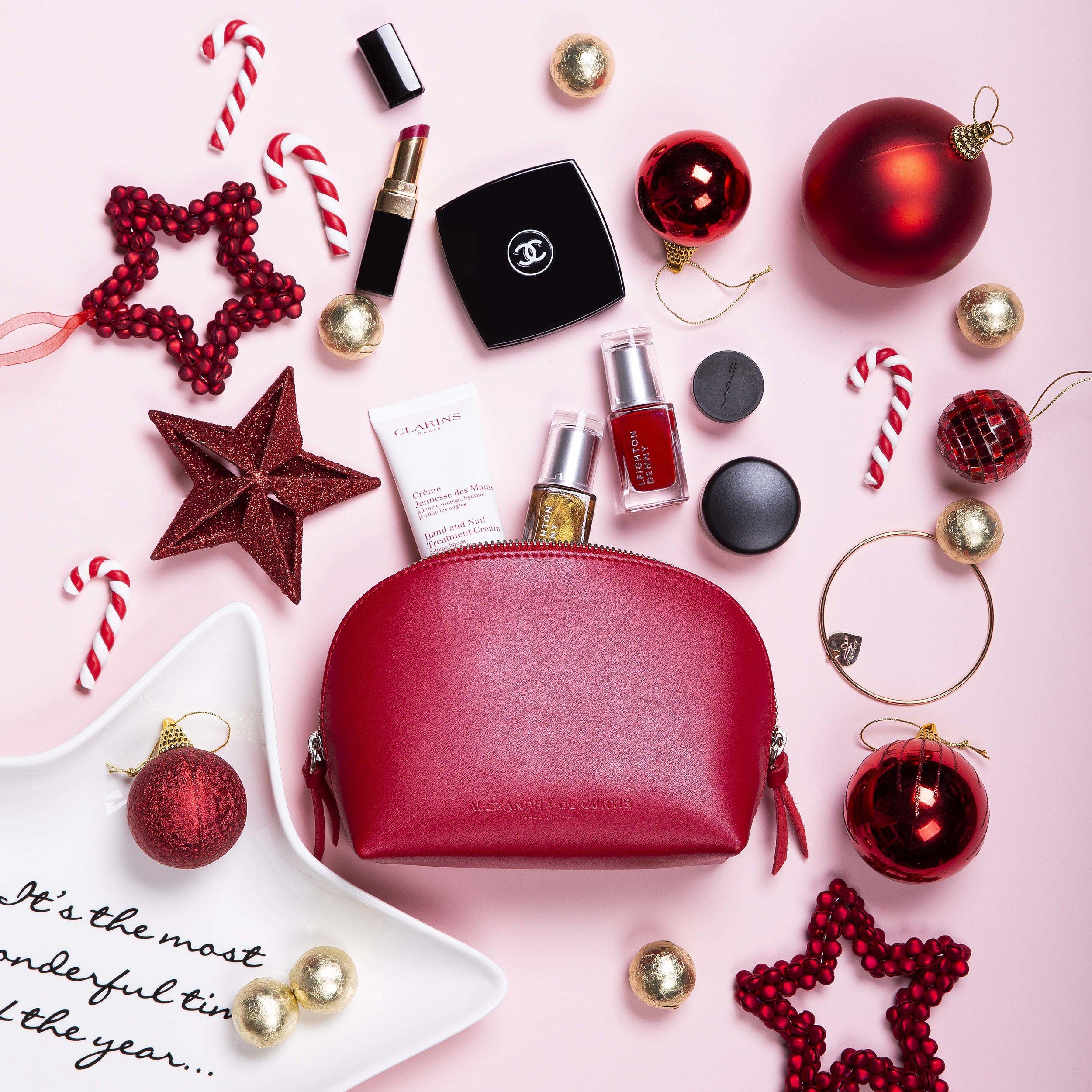 Alexandra de Curtis Red Store All Bag