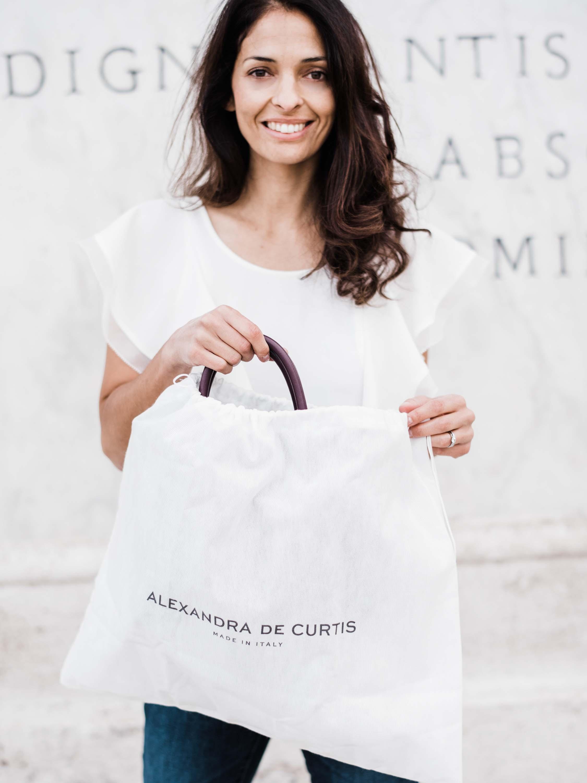 Alexandra de Curtis Meet the designer