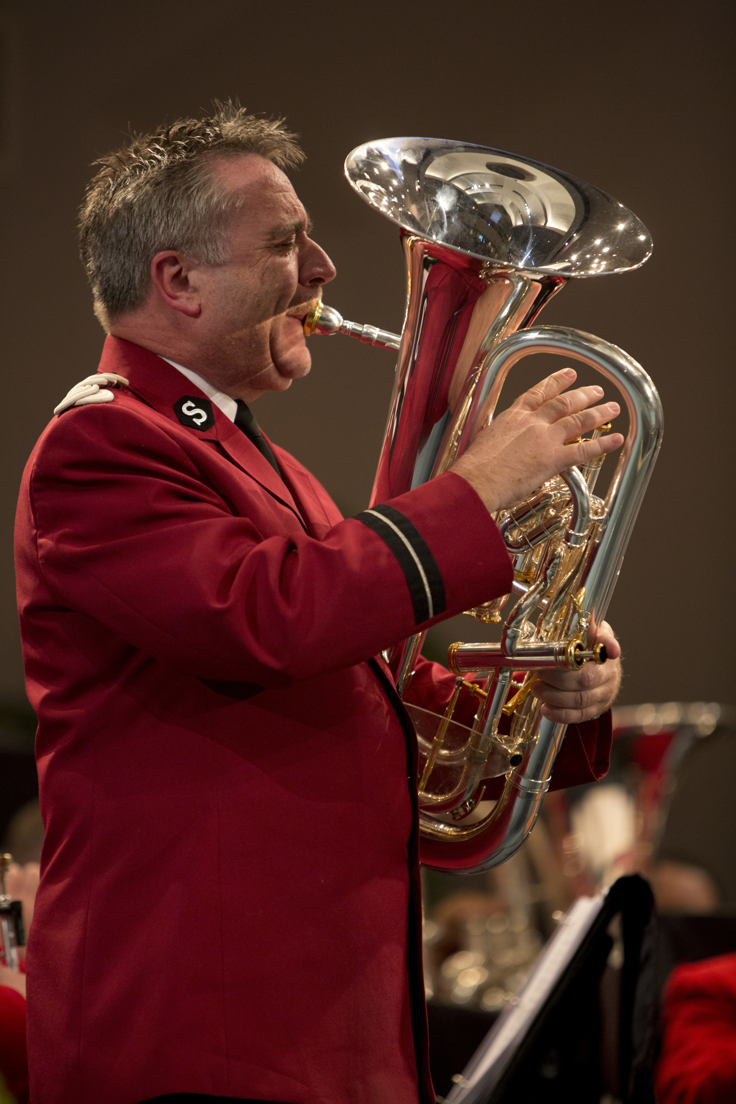 Guest soloist Derick Kane