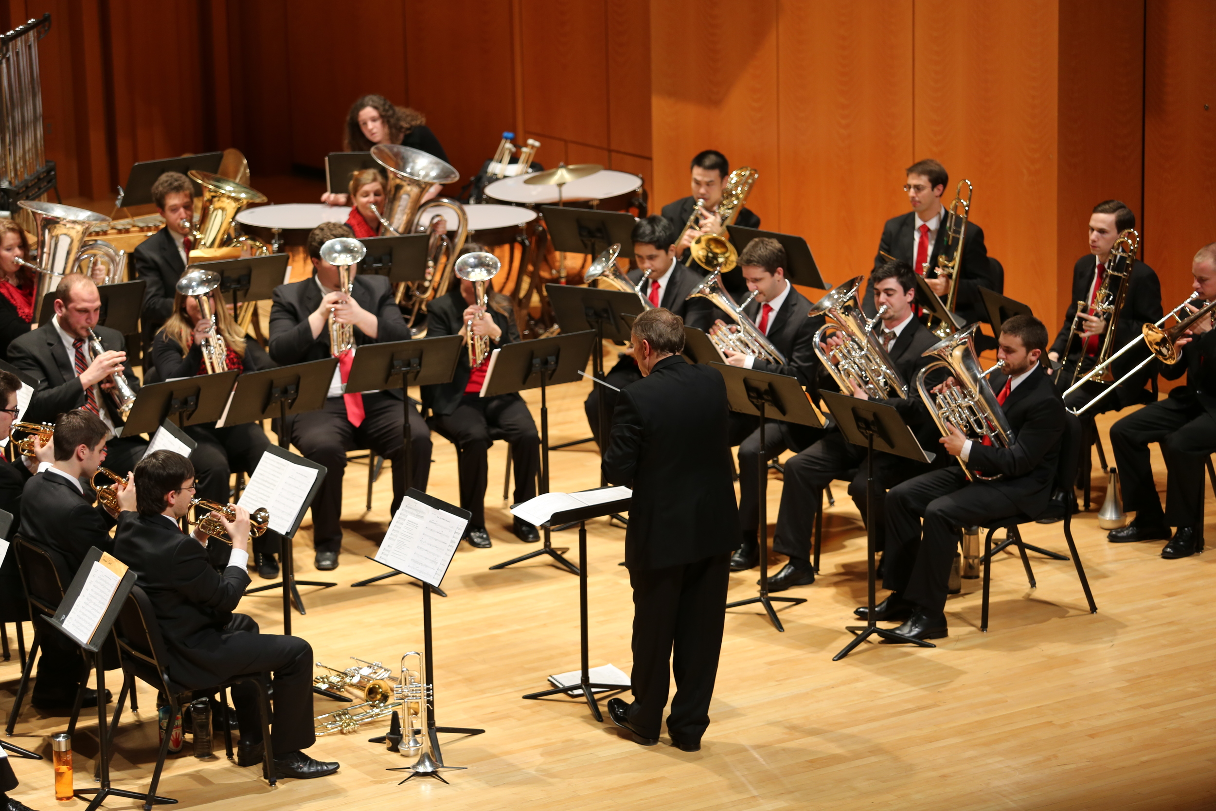 UGA British Brass Band (Phil Smith)