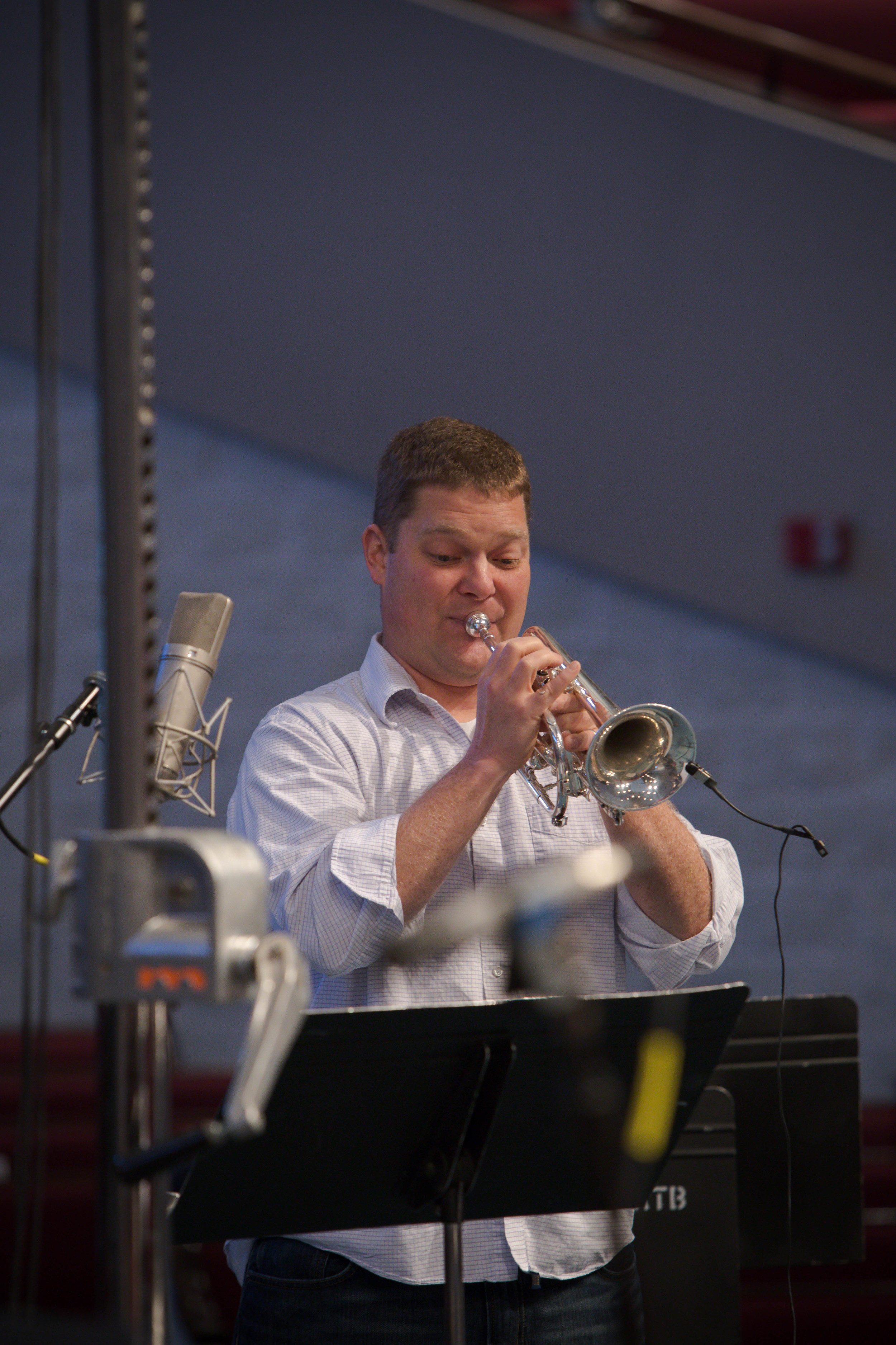 Soloist Jeff Barrington