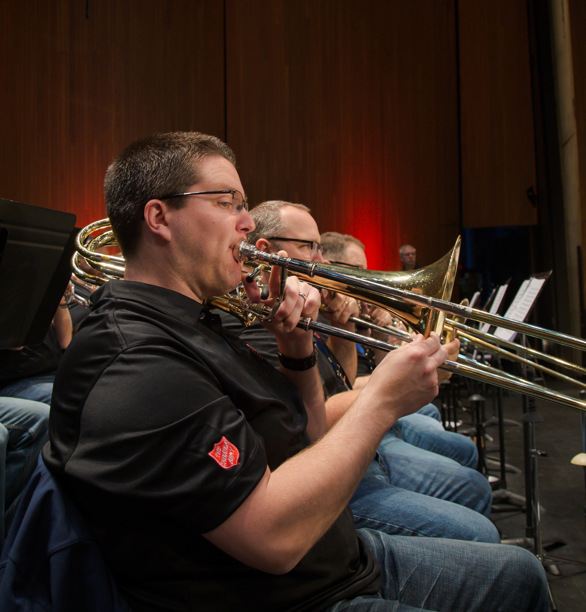 Bass Trombone Matt Broome