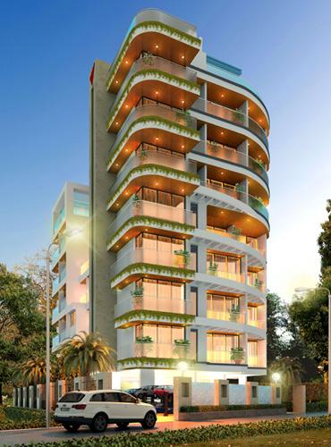 Bharat Apartments