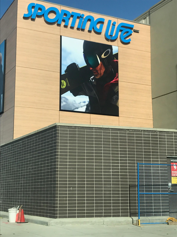 BTS Capture of Calgary location: Mark Kristofic