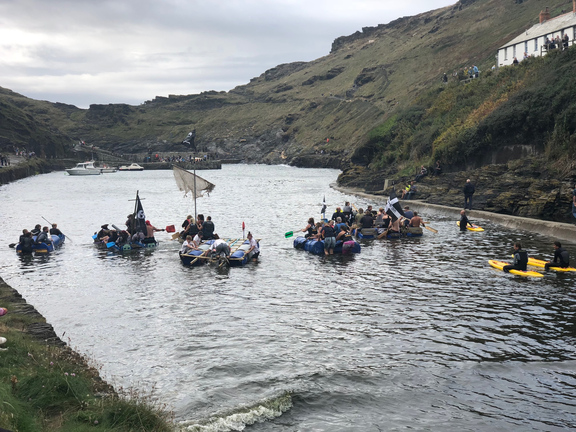 2018 ANNUAL RAFT RACE