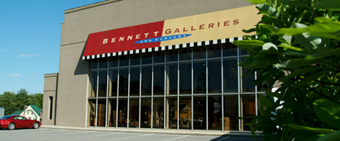 Bennett Galleries, Knoxville, TN