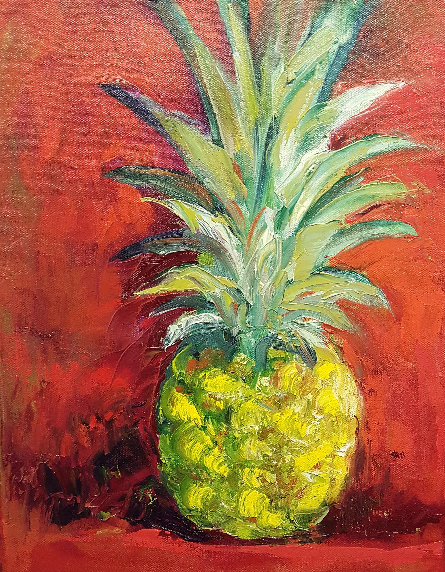 My TBC Pineapple