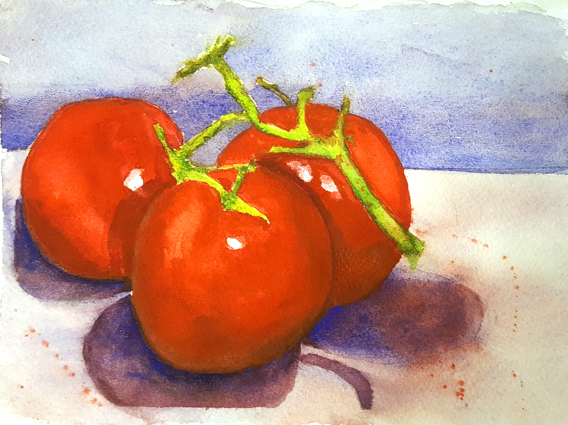 Heather's Tomatoes