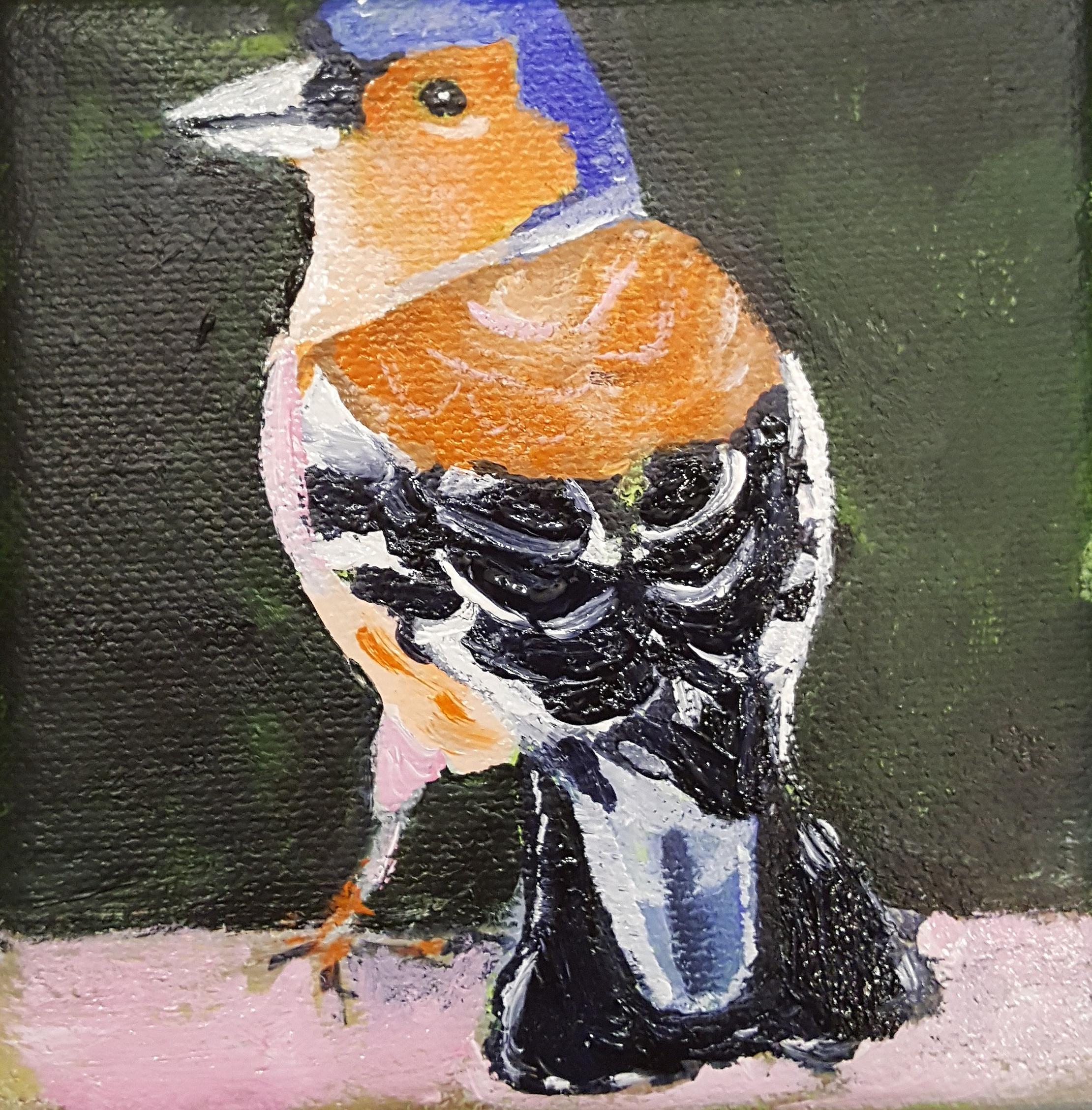 Heather's Finch