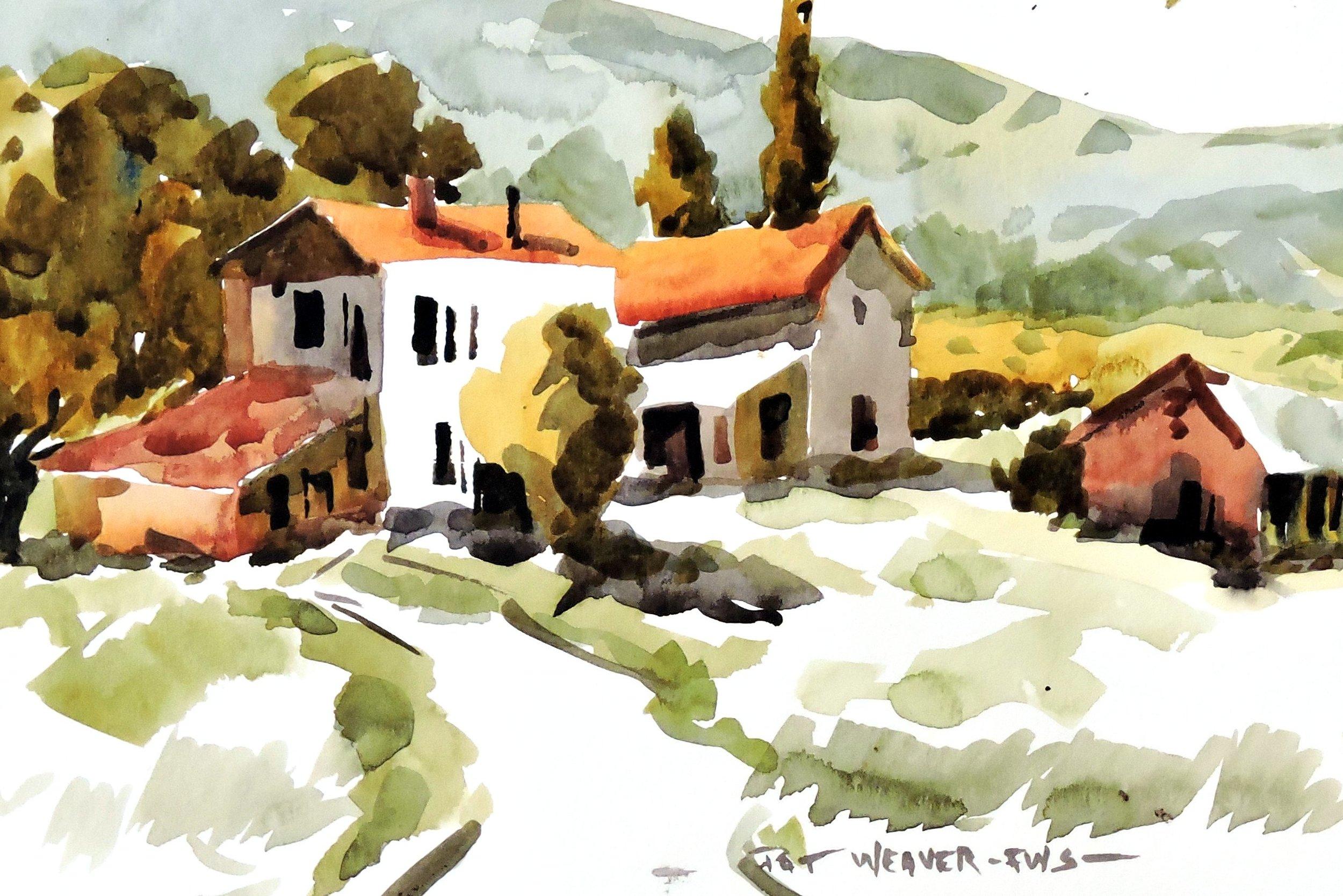 Pat's Watercolor
