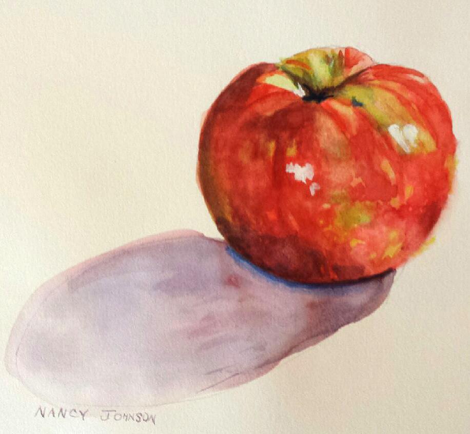 Nancy Johnson's Apple