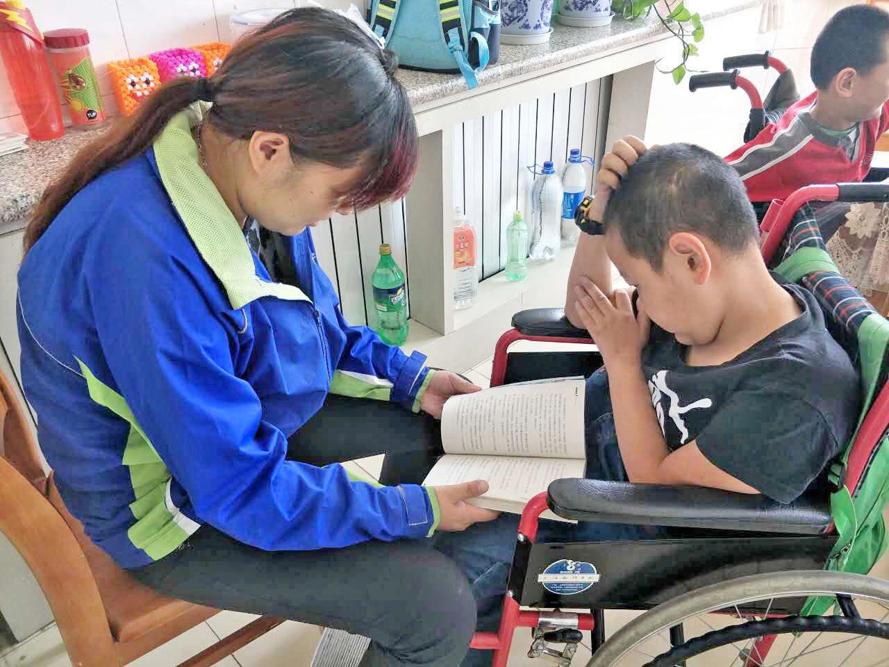 Bingjie's rehab child.jpg