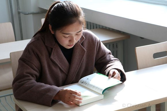 Rang Rang has been enjoying her area or study and looks forward to what the future holds.