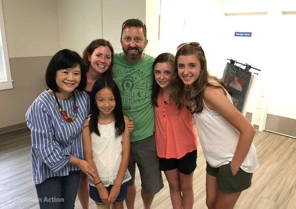 Siew Mei with Leah and her Forever Family.jpg