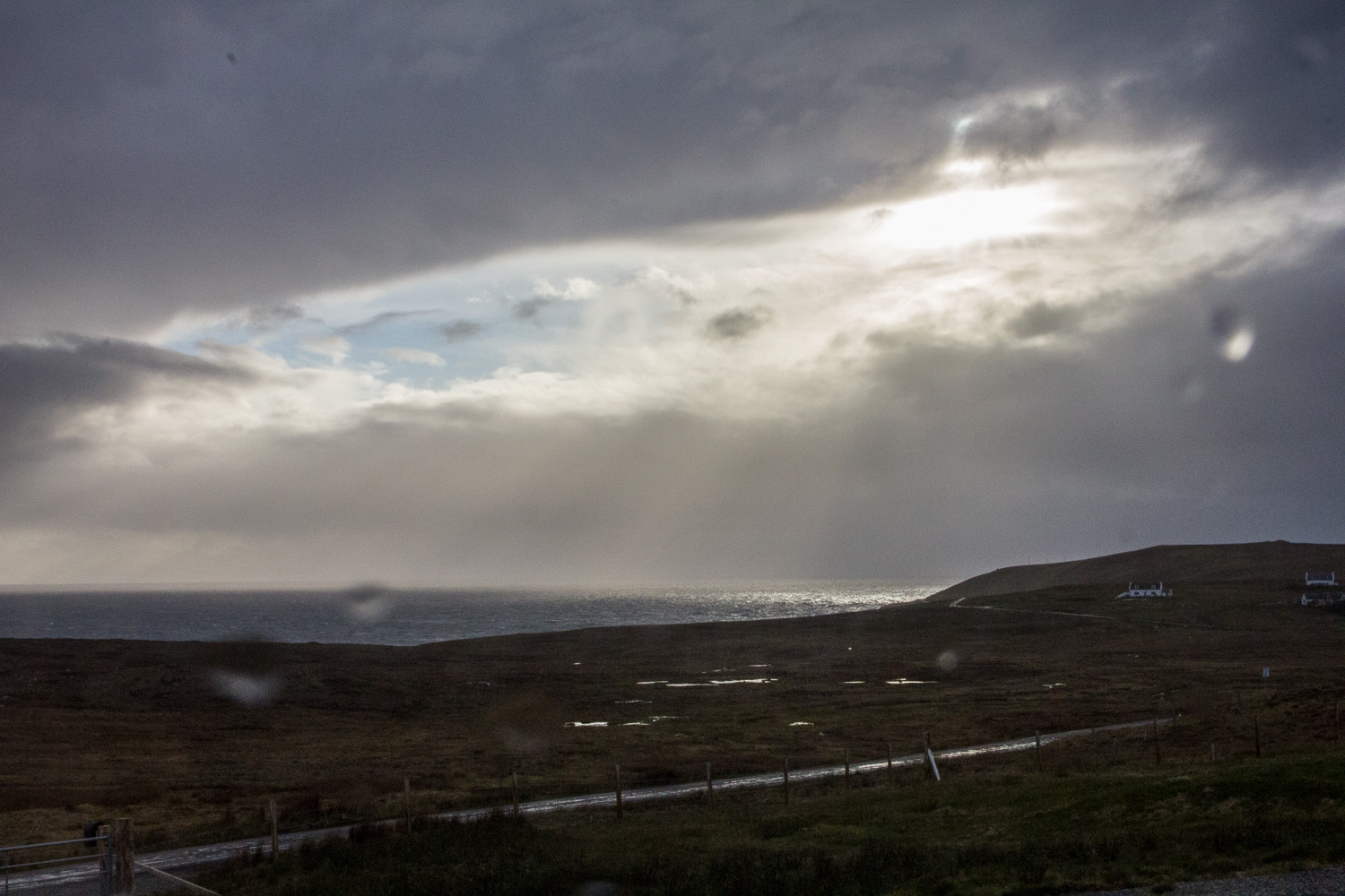 the view from our house, Aros Na Aisling:http://www.dwellingofdreams.co.uk