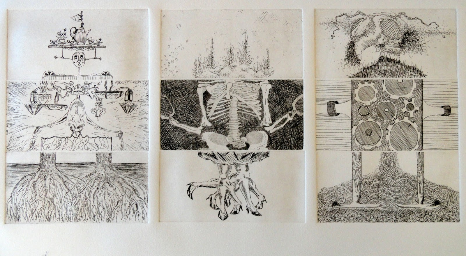 Exquisite Corpse: The Office of Surrealist Investigations