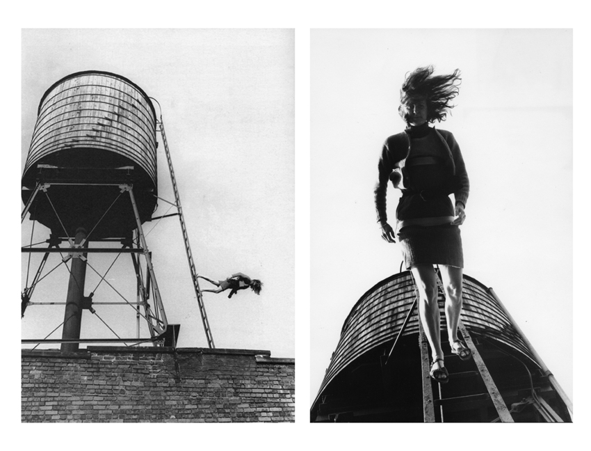 Watermotor by Babette Mongolte, 1978