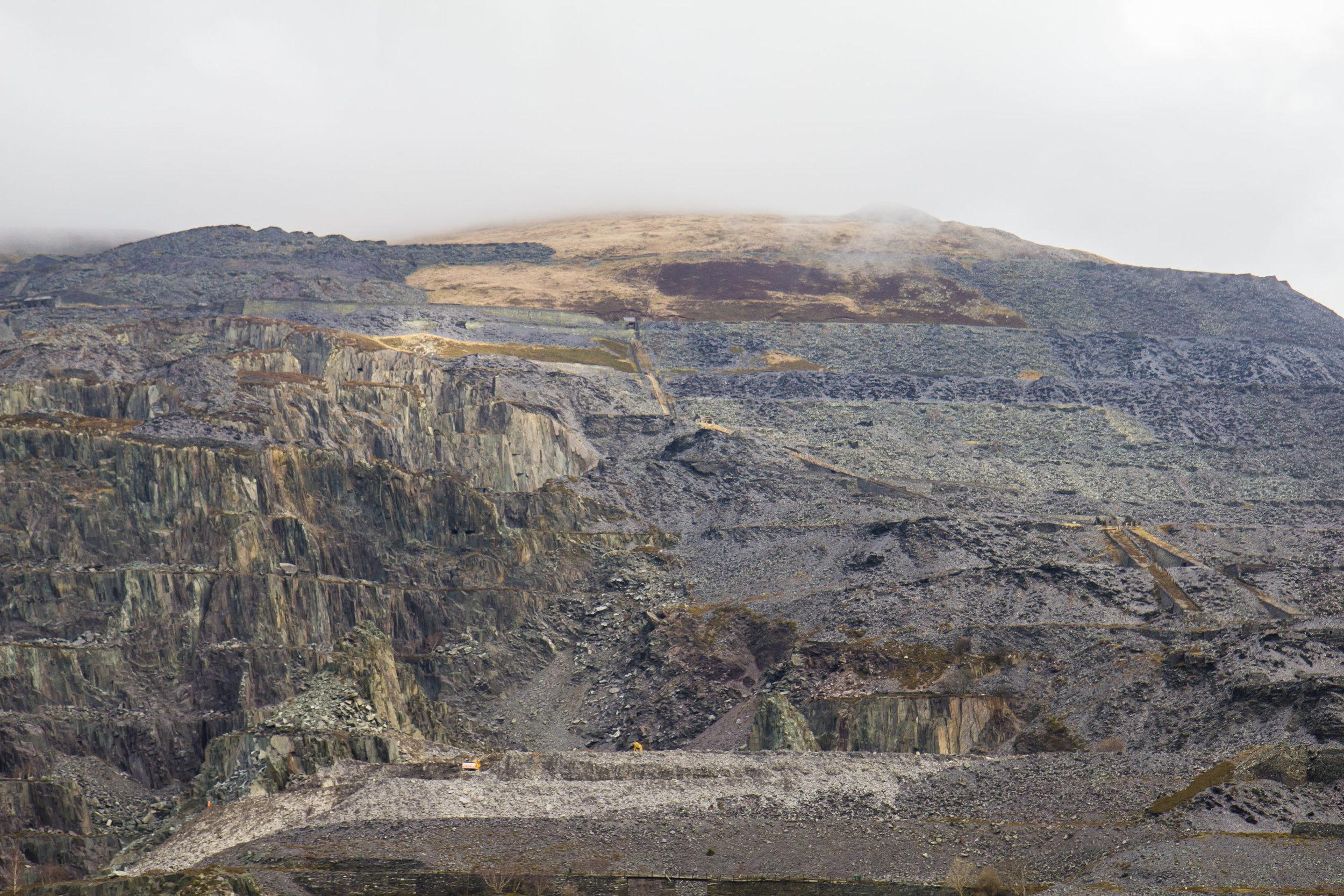 Chwarel Dinorwig Quarry
