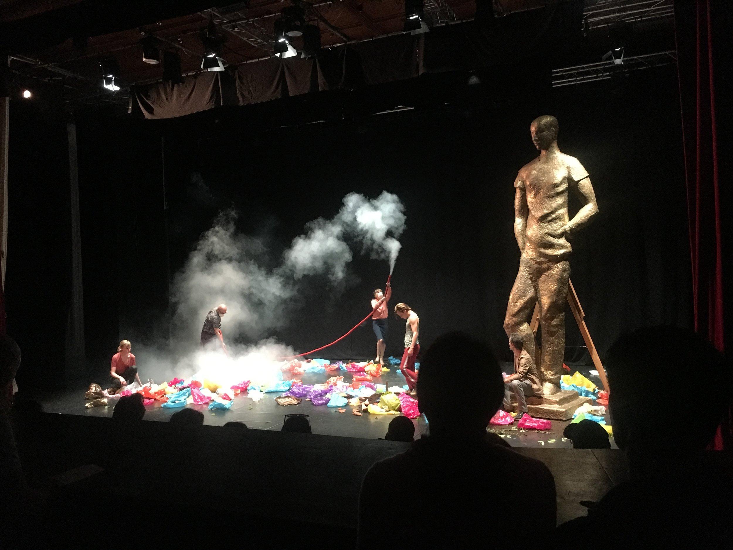 Are we not drawn forward to new erA? Edinburgh Fringe 2019