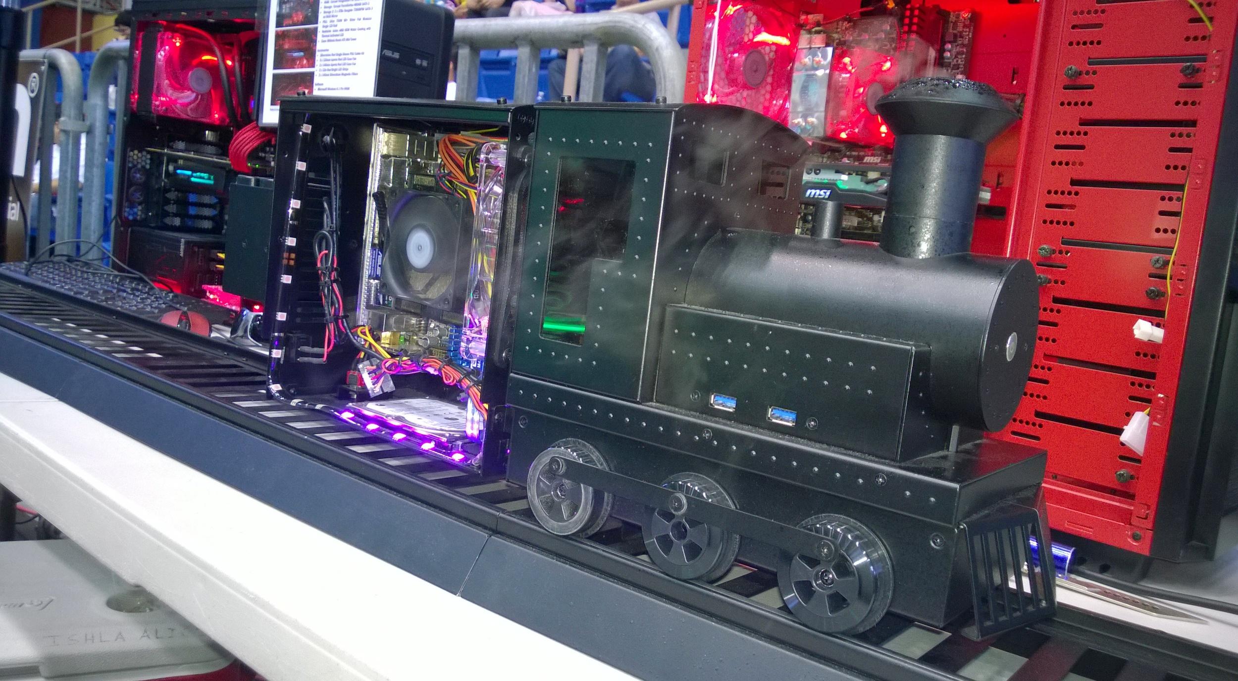 Bandi Locomotive 131