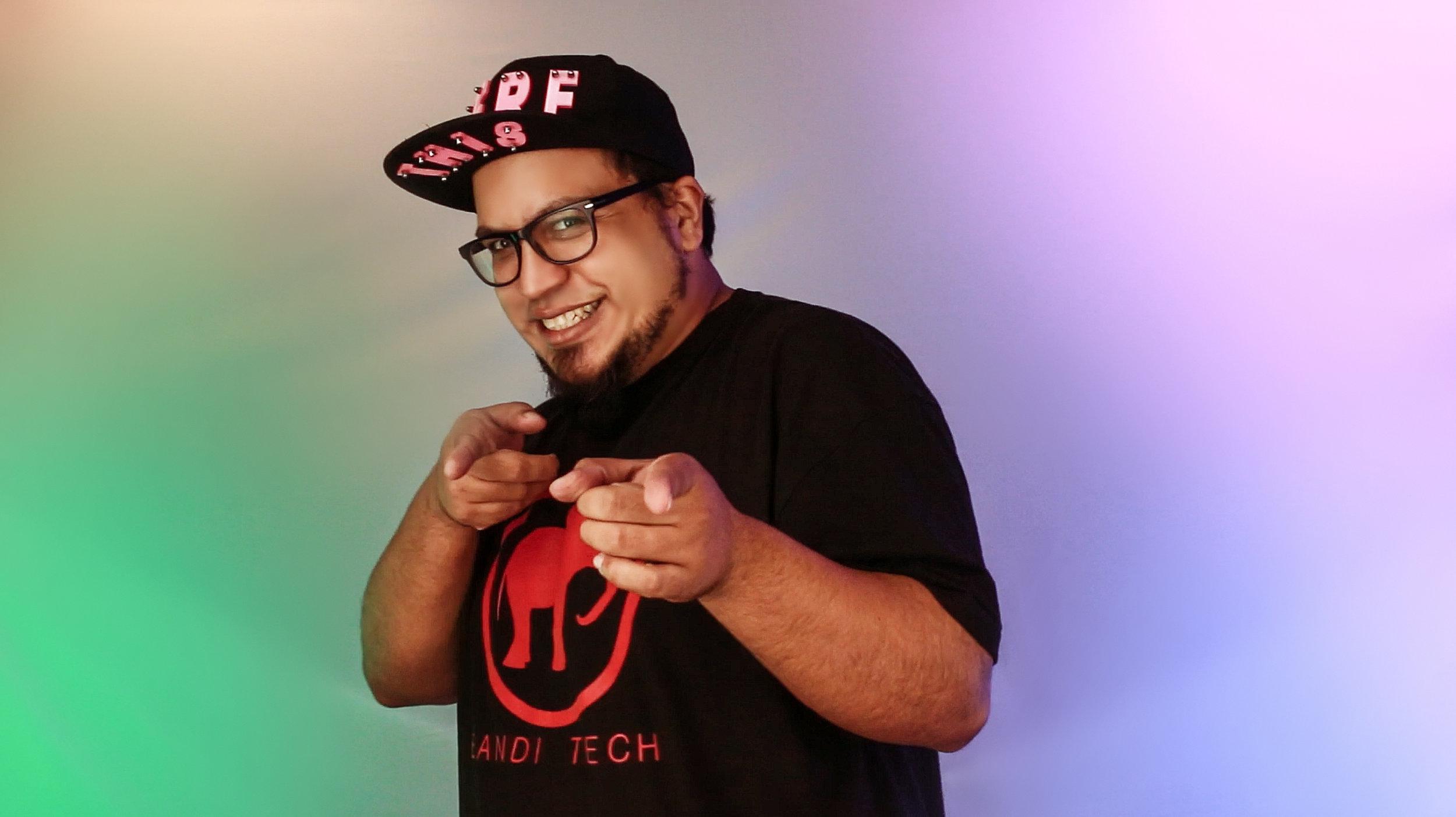 Antonio Avila - Filmmaker/Editor, Social Media Manager