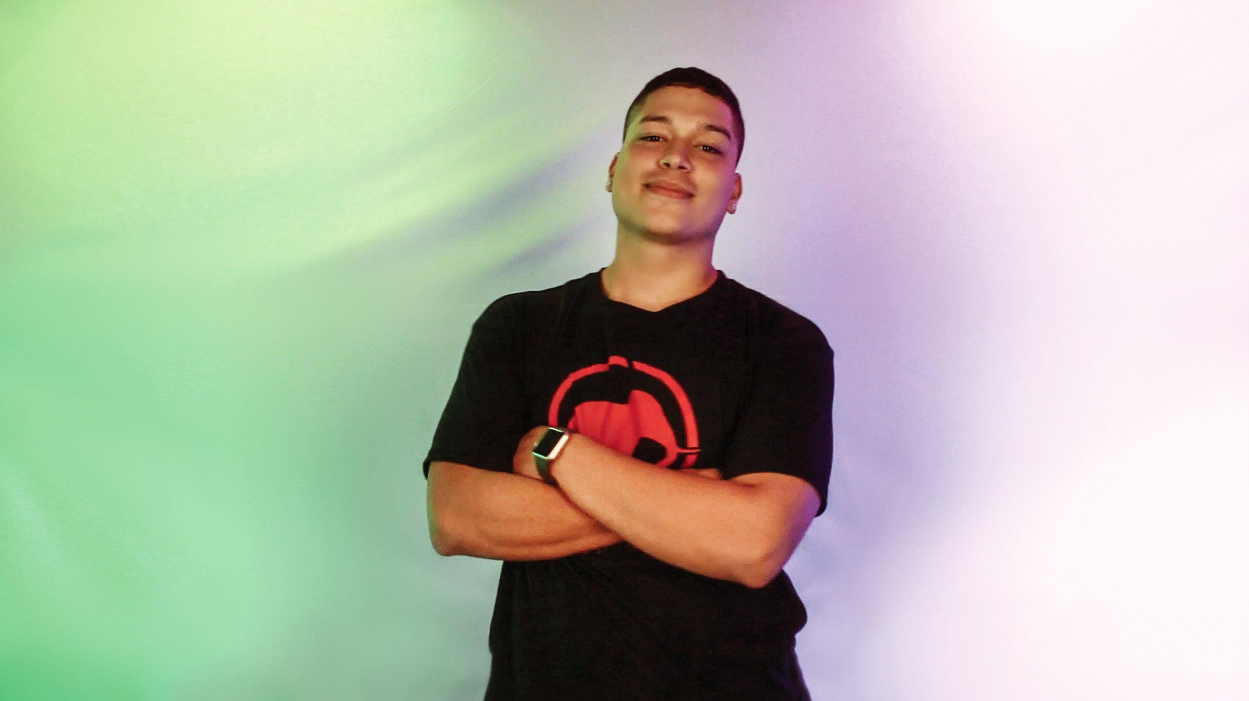 """Gerson """"'Jaxx' Yohacson Alvarado - Repair Technician"""