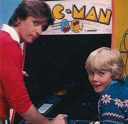 What if I wanted to be like the Dad in  Silver Spoons ?  Dude had an arcade in his  house .